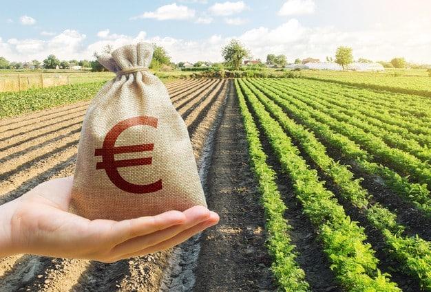 subvención agrícola pac